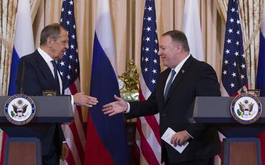 Sa prošlog sastanka Lavrova i Pompea