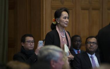 Nekada smatrana simbolom nade i otpora represiji: Su Ći u Hagu