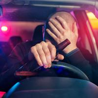Vožnja u pijanom stanju (Ilustracija)