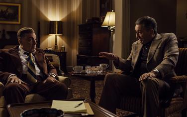 "Al Paćino i Robert de Niro u filmu ""Irac"""