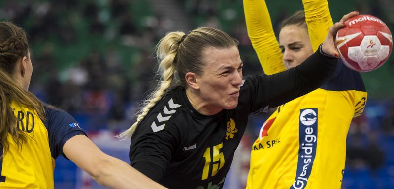 Najbolja utakmica u napadu u dresu reprezentacije: Andrea Klikovac je realizovala svih pet šuteva