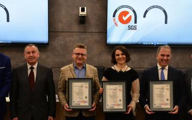 Sa dodjele sertifikata