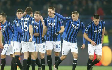 Fudbaleri Atalante slave gol protiv Šahtjora