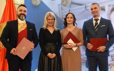 Ministarstvo nauke dodjela nagrada i stipendija