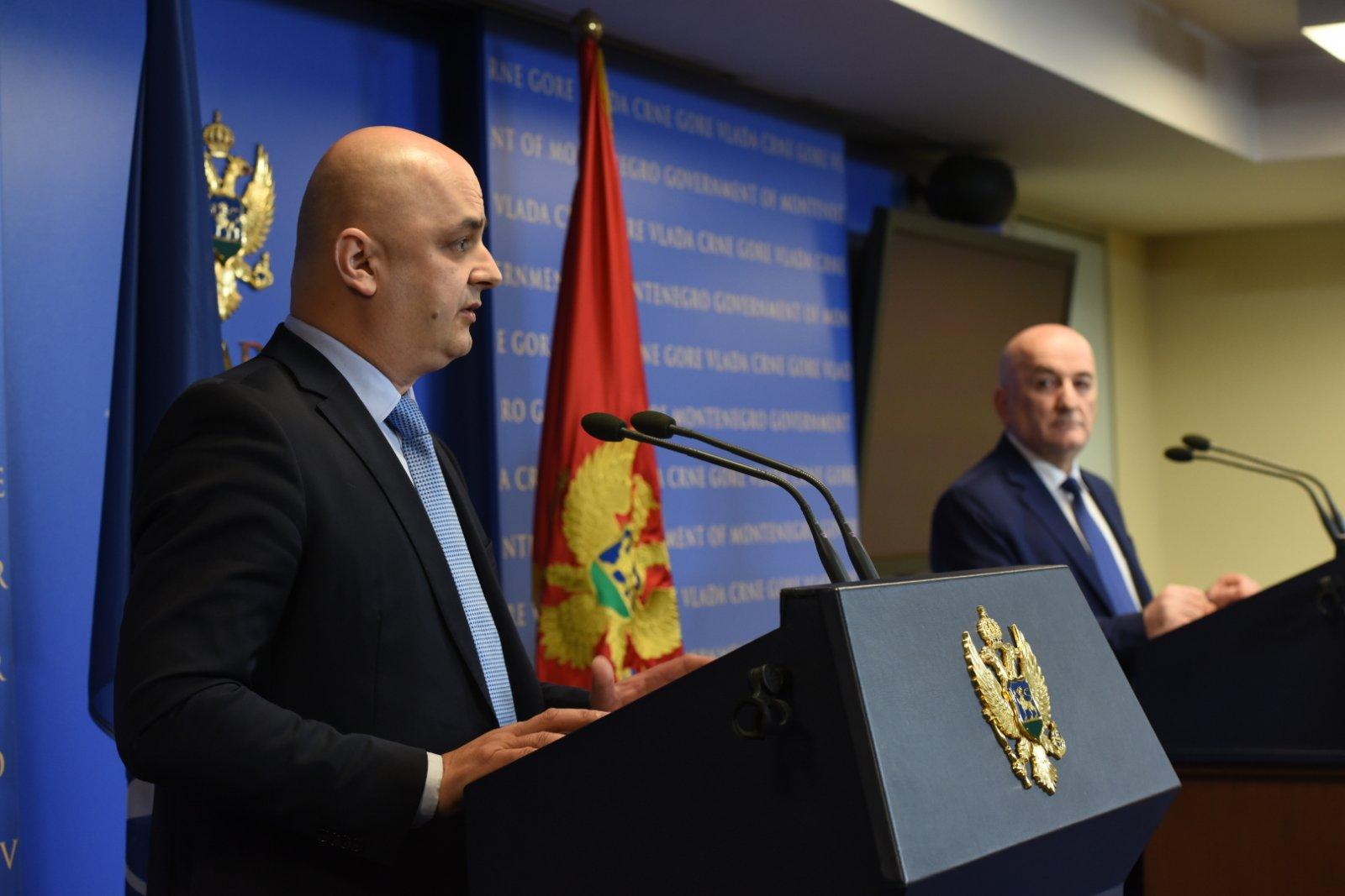 Banjević i Nurković na današnjoj pres konferenciji