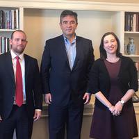 Medojević sa predstavnicima Heritage fondacije