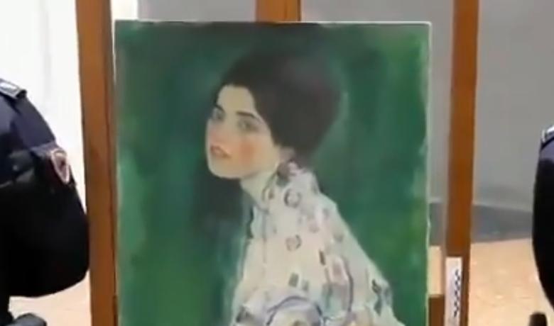 Pronađeno djelo Klimta
