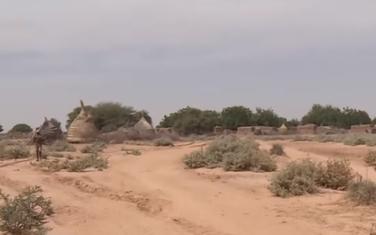 Vojni kamp u Nigeru