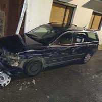 Jedno od oštećenih auta