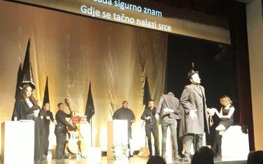 """Opera """"Džumbus"""" izvedena u Bijelom Polju"""
