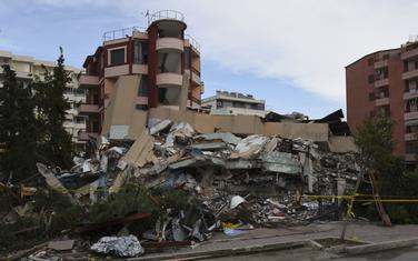 Posljedice razornog zemljotresa