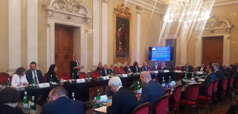 Ministarka nauke na konferenciji CEI u Trstu
