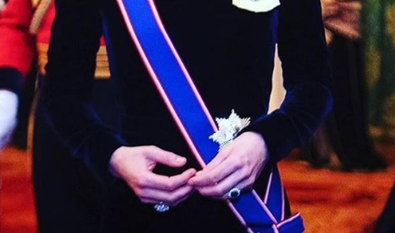 Vojvotkinja rijetko nosi mnogo nakita