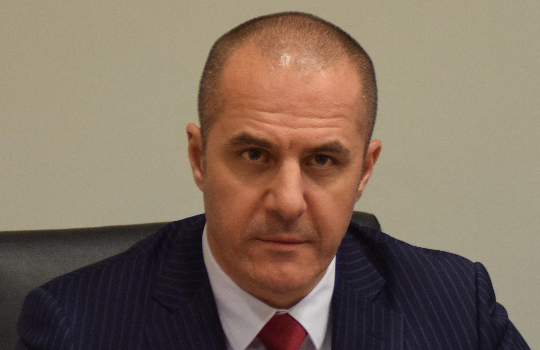 Iz kabineta kažu da je službeno odsutan: Jovanić