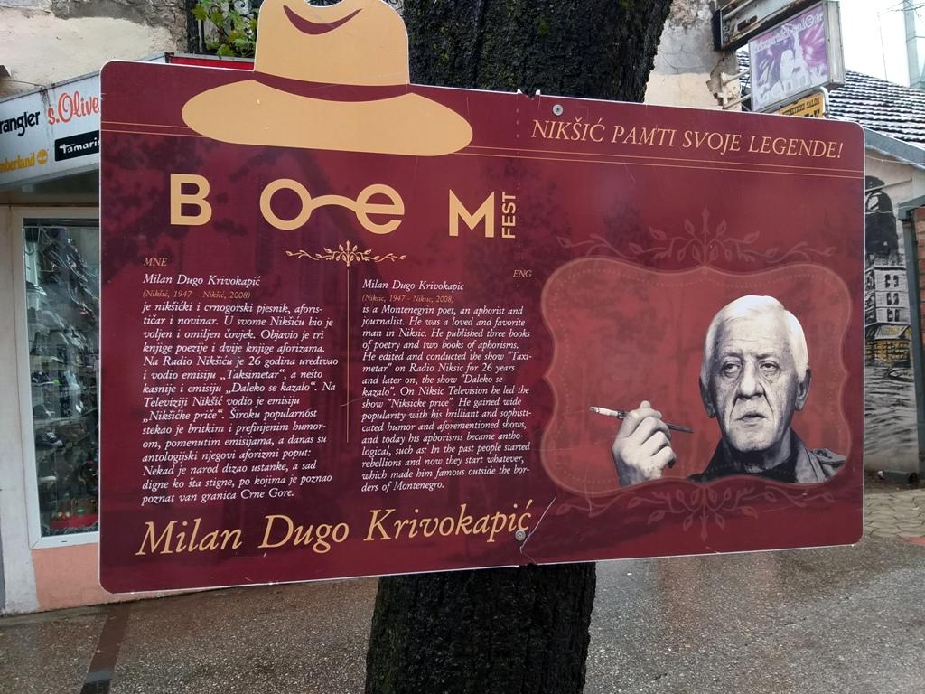 """""""Nikšić pamti svoje legende"""""""