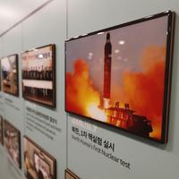 Južna Koreja: Slika prikazuje lansiranje rakete u Sjevernoj Koreji