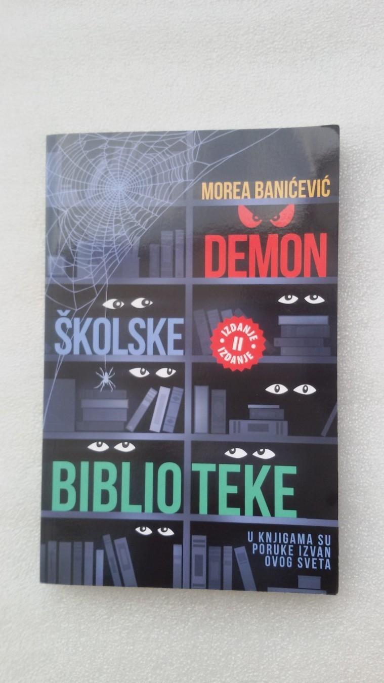 """Demon školske biblioteke"""