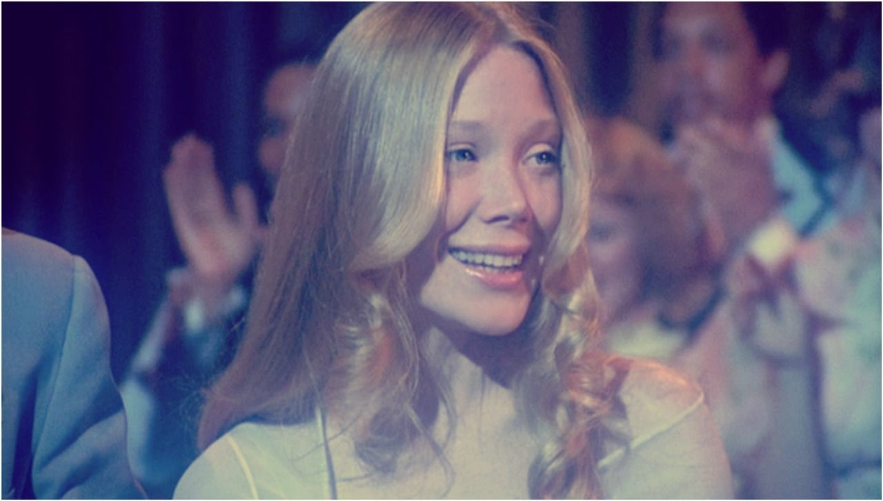 """Carrie"", 1976."