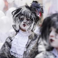 Sa jednog od ranijih izdanja karnevala