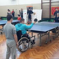 Prvenstvo Crne Gore u stonom tenisu za osobe sa invaliditetom