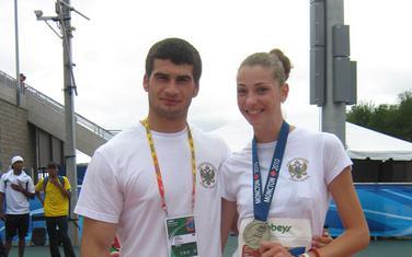Danijela Furtula i Marija Vuković