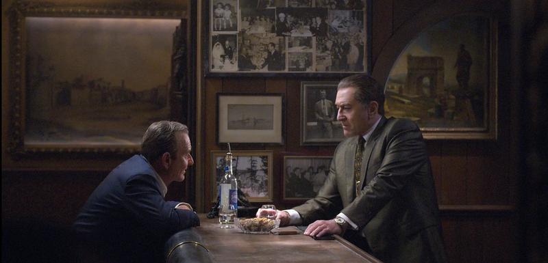 Džo Peši, Robert De Niro i Martin Skorseze sarađivali su ponovo posle 24 godine