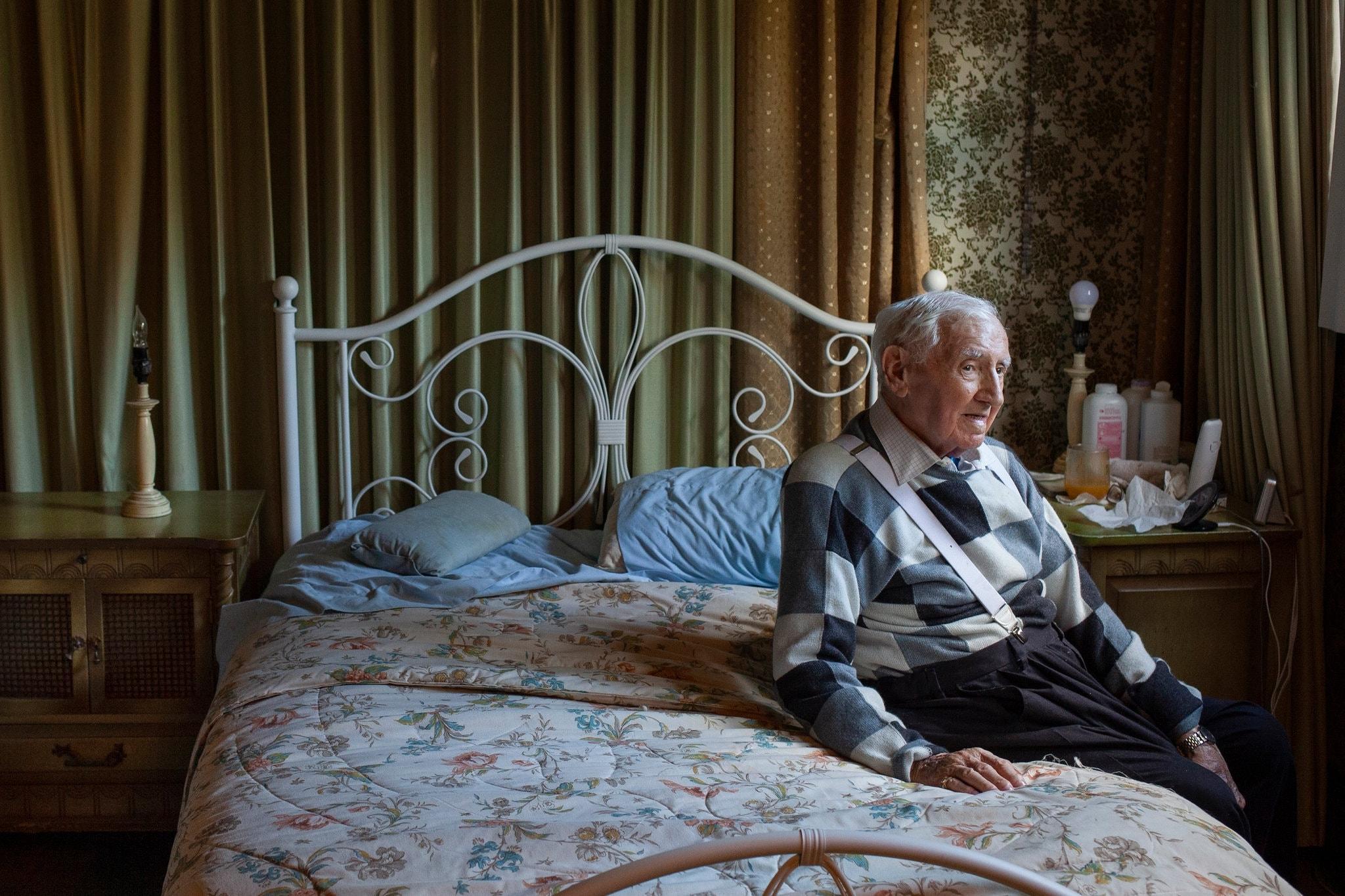 Visnija u svom domu u Pensilvaniji