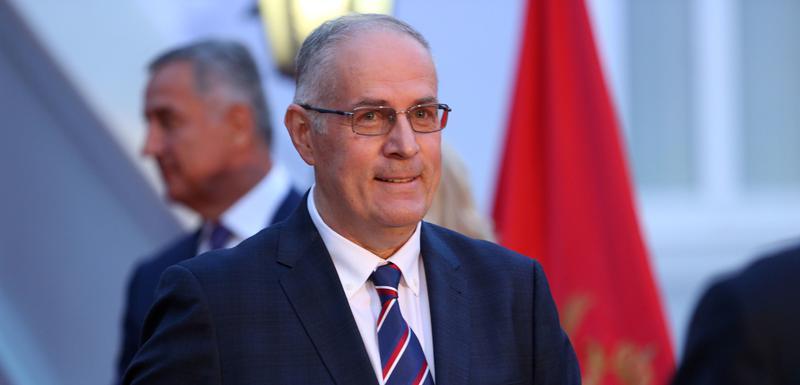 Pod teretom porodičnih odnosa sa premijerom: Radonjić