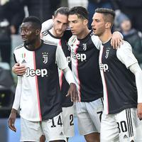 Rutinska pobjeda Juventusa
