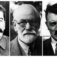 Staljin, Frojd i Hitler