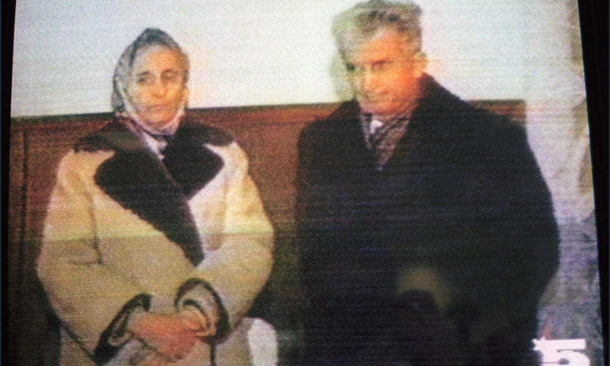 Nikolae i Elena Čaušesku