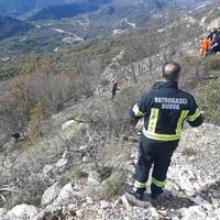 Spasioci na mjestu nesreće