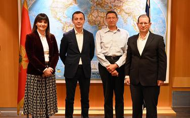 Bošković u posjeti Izraelu