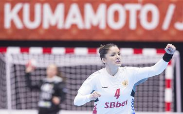 Postigla 58 golova i dijeli 5. mjesto na listi najboljih strijelaca: Jovanka Radičević