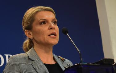 Predsjednica SDP, Draginja Vuksanović Stanković