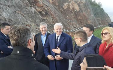 Marković sa rukovodstvom Tivta
