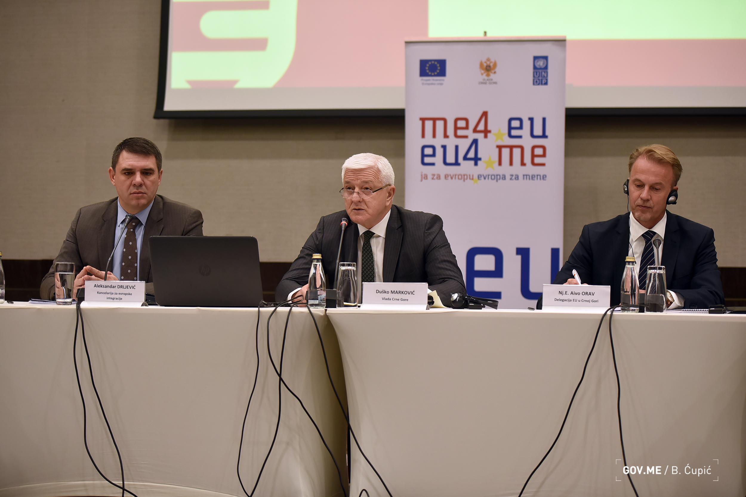 Drljević, Orav, Marković