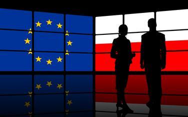 EU Poljska (Ilustracija)