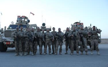Pripadnici Vojske Crne Gore (Ilustracija)