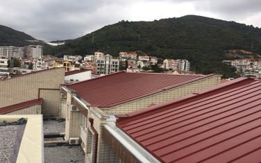 Sanirani krovovi: Škola u Budvi