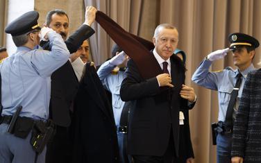 Erdogan juče u Ženevi