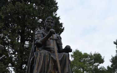 Novi spomenik Ivanu Crnojeviću u Podgorici
