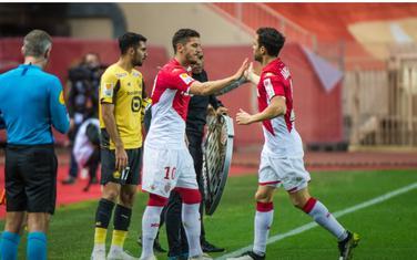 Povratak nakon osam mjeseci: Monako ulazi na teren umjesto Fabregasa