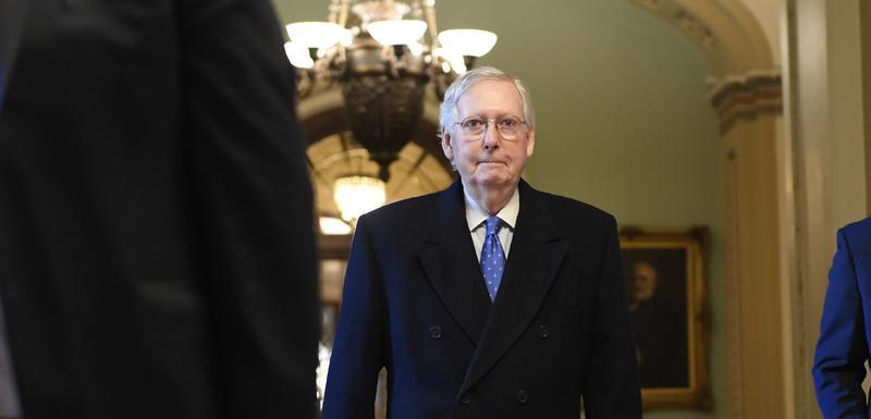 """Senat da ispravi """"toksični"""" opoziv: Mekonel"""