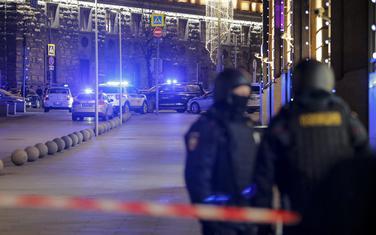 Policija ispred FSB nakon pucnjave