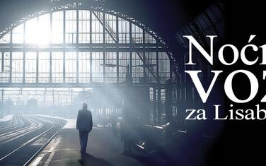 "Film ""Noćni voz za Lisabon"""