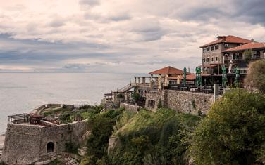 Stari grad Ulcinj