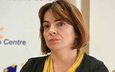 Milena Perović Korać, izvršna direktorica Monitora