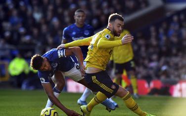 Sa utakmice Everton - Arsenal