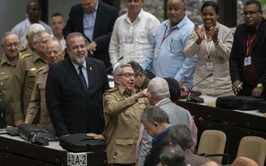 Detalj iz kubanskog parlamenta